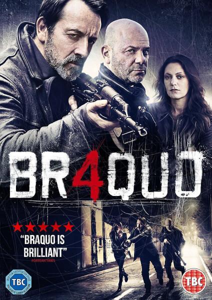 Braquo 4x07 Cut