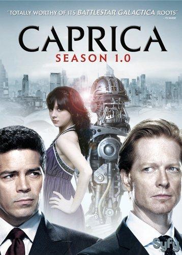 Caprica 1x01 Cut