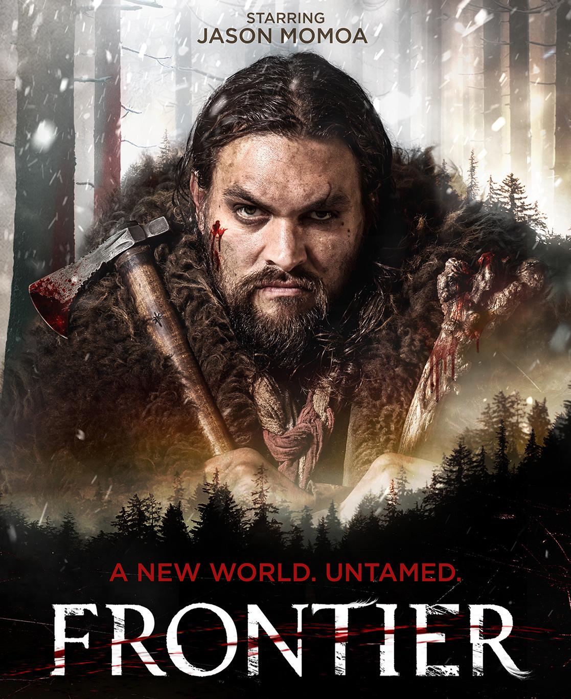 Frontier 1x06 Cut