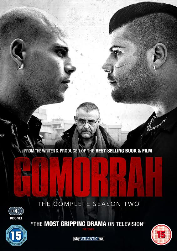 Gomorrah 2x07 Cut
